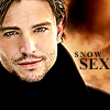 Jason ~ Snow Sex