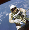 Ed White spacewalk