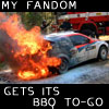 SnarkyLlama: WRC - BBQ to go