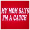 Mutter sagt ich bin...