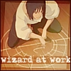 ラシヤ: Howl's Moving Castle :: Working Wizard