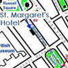 Monique Leigh: St Margaret's Map
