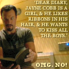 Ana: Dear diary