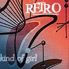 retro kind of girl