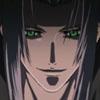 ouri: Sephiroth - smirk