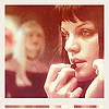 NCIS - lipstick Abby