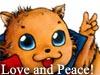 Tsaiko: love/peace