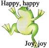 Tsaiko: happy
