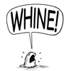 Chili the Sheep: WHINE