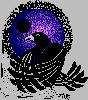 Kes Yocum: celtic raven
