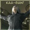 Rei: KAA-SAN!
