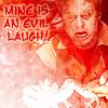 Emcee: Wash-- Evil Laugh