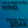 Spiralleds: Leaf on the Wind
