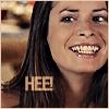 Loriel Eris: hee // charmed