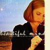 Loriel Eris: beautiful mind // x files