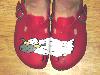 fiber: sheepie shoes