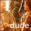 between the worlds: Dude