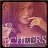 Shoe Lover Extraordinaire: Angelina - CHEERS!