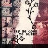 Farscape - J/A - lay me down to sleep