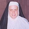 """I'm a nun - I'm a penguin!"""