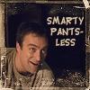 tv // sga // smartypantsless