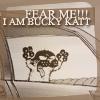adafrog: BuckyKatt-fear me