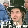 master of karate and friendship: better off dead - buck up little camper