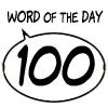 word 100