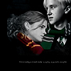 worried, comfort, grateful, draco/hermione (2)