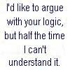 argue logic understand