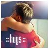 Severina: qaf: hugs