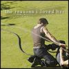 bsg Kara/Lee  [Reasons I loved her]