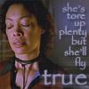 She'll Fly True