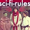 fandom - scifi rules