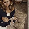 ash knitting