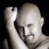 Jonathan Woodward: Me Arms Fist BW