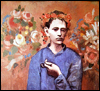 Art - Picasso - Boy With a Pipe