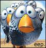 Pixar!Bird - eep