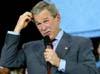 L.K. Madigan: bush beffudled
