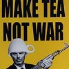 Let's make tea and get along