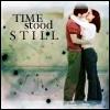 time stood still kiss