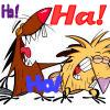 outsideth3box: Angry Beavers Haha