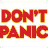 HHG2G - Don't Panic