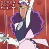UMEKO danced the CHANSEY Dance!: SUPER OYAJI MAID!!!!