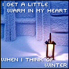 Warm In My Heart