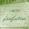 i write fanfic
