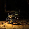 Disgruntled_Girl: Harbinger of Chaos.: Wheelchair