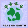 Funny - peas