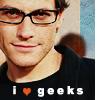 Lauren Christensen: [Ioan] I <3 geeks