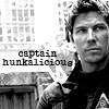 An Overachiever of the Wrong Persuasion: BSG - Captain Hunkalicious